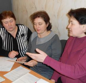 Методоб'єднання вчителів української мови і літератури